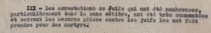 Rapport Préfet septembre 1942
