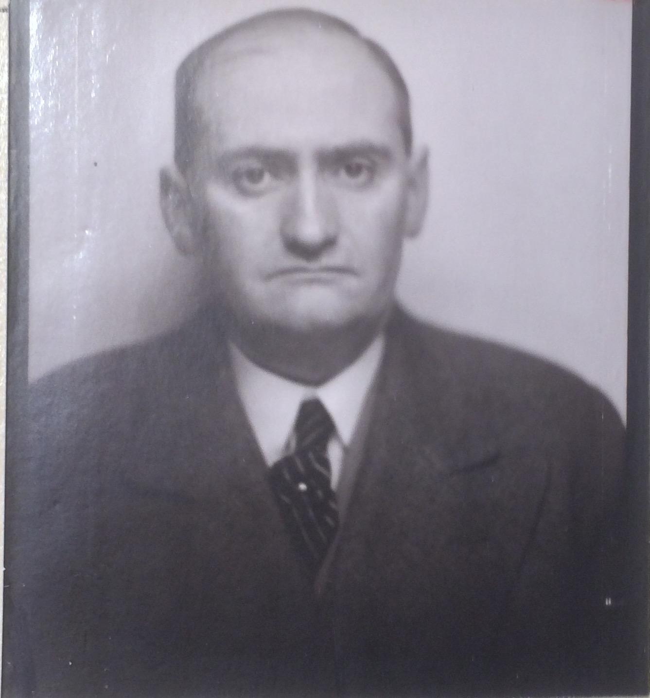 Markus KOMORNER 1938 [AN 19940457/0179]