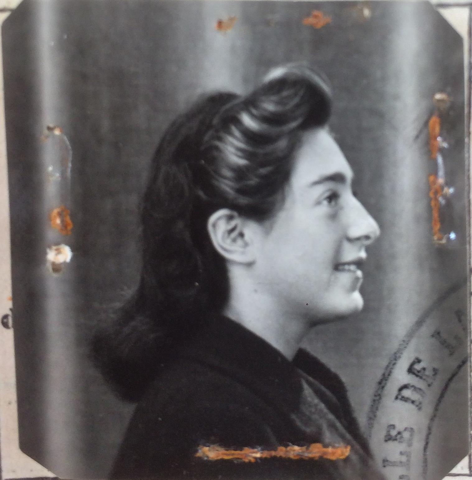 Ginette COHEN 1939 [ADLA 4M945]