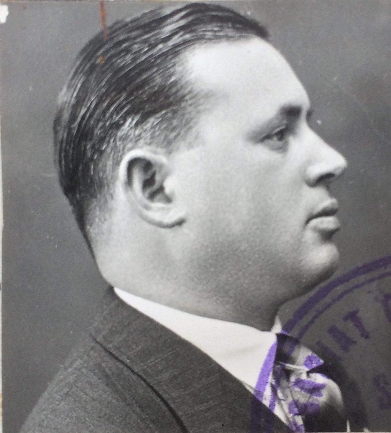 Abraham ONISCHKO 1939 [ADLA 4M899]