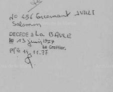 Archives Départementales de la Marne [2E258]