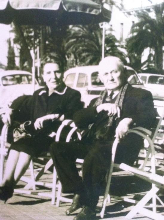 Salomon et Rosalie JIUILI, remblai de La Baule