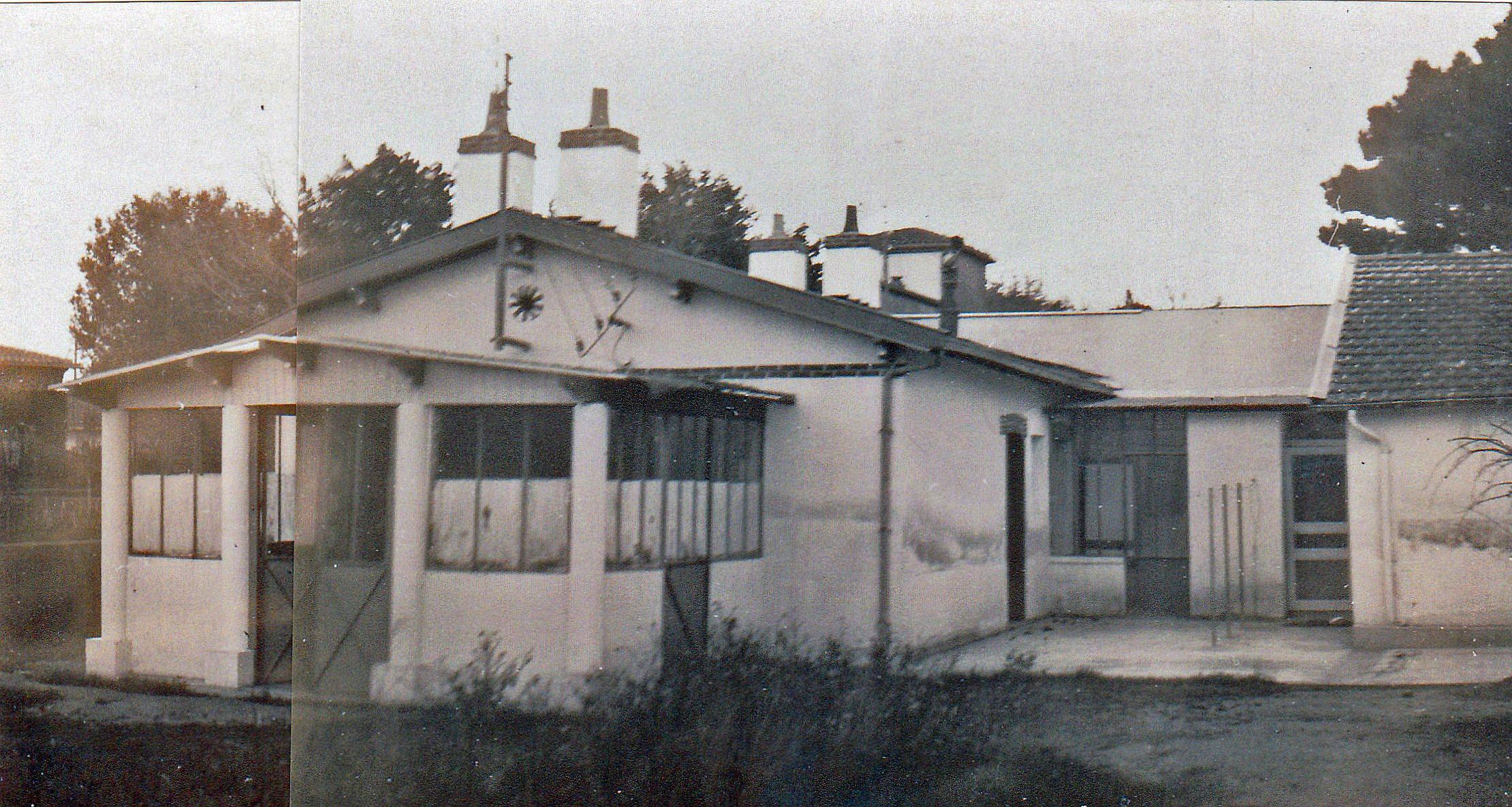 """Villa """"Ma Miniou"""" Sainte-Marie-sur-Mer © collection particulière"""