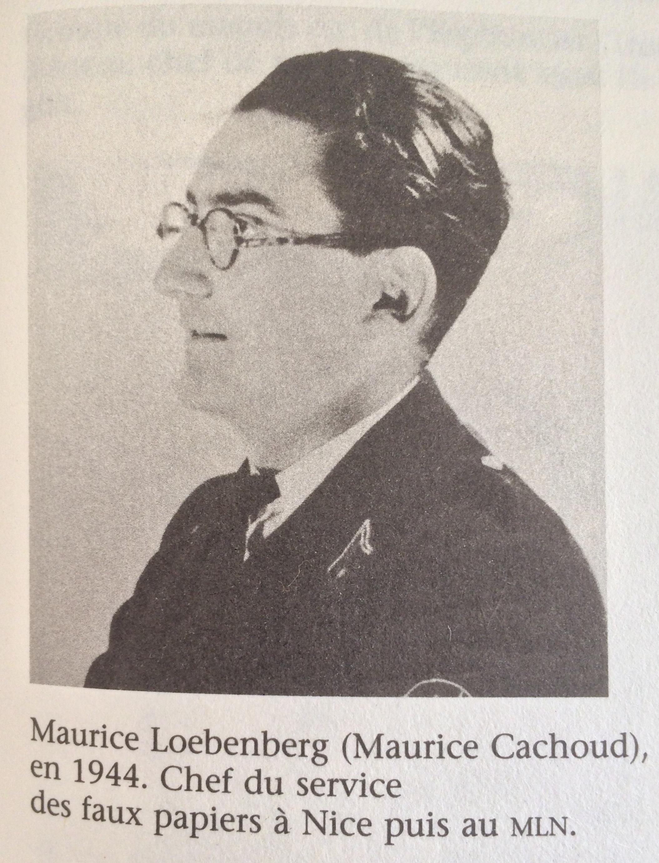 Maurice Cachoud