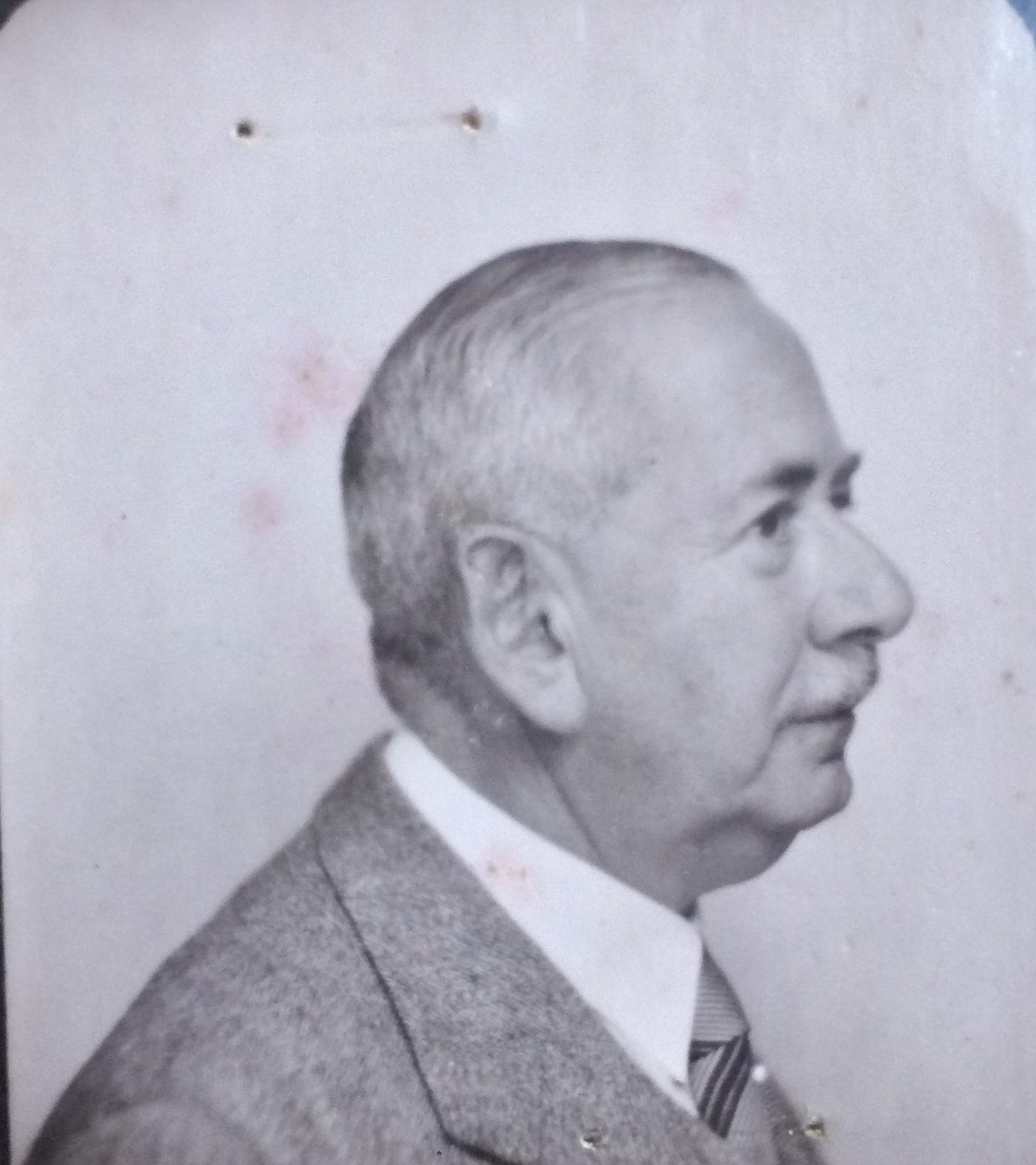Rudolf STEINER 1938 [ADLA 4M726]