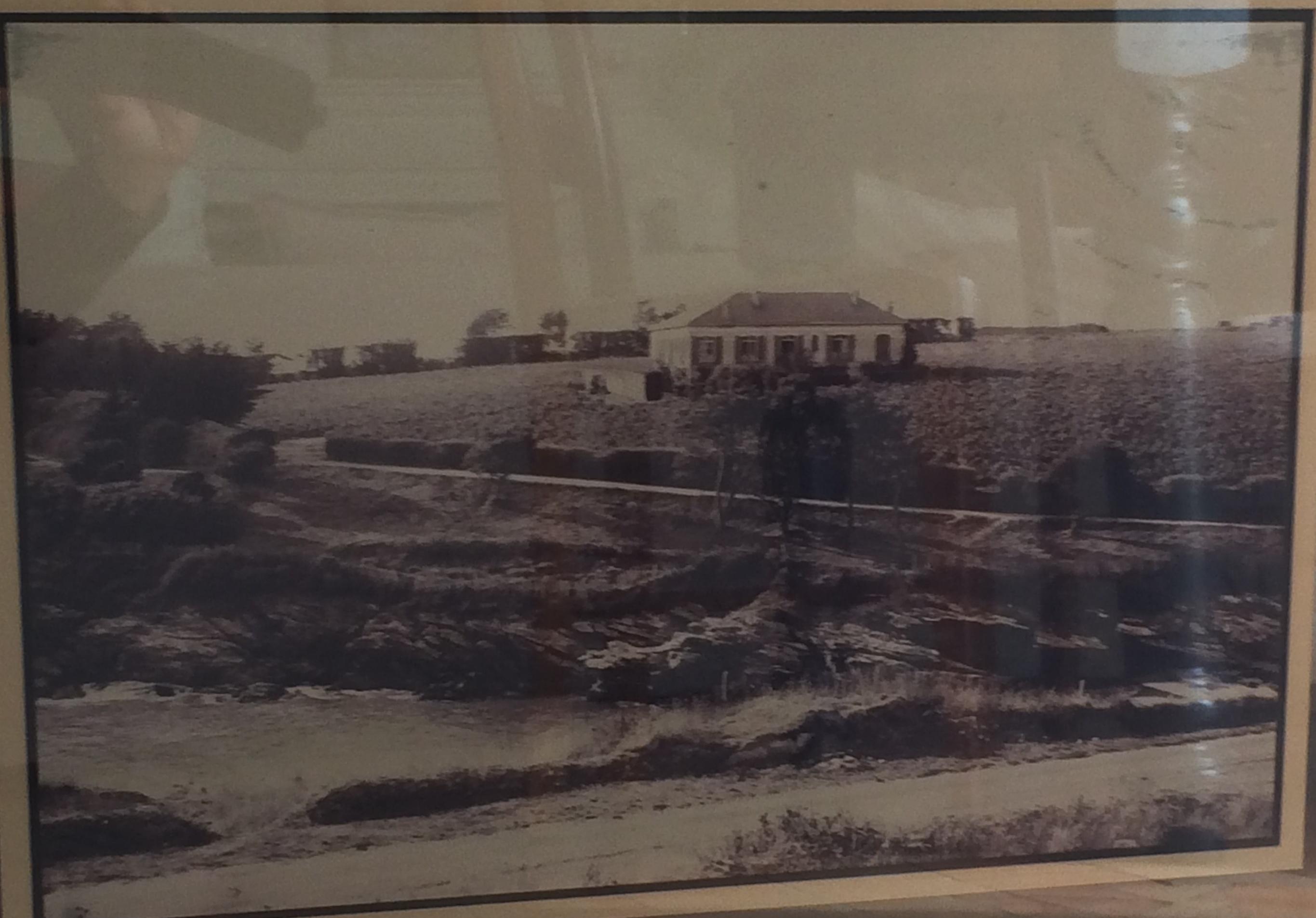 La ferme le Porteau Sainte-marie-sur-Mer © collection particulière