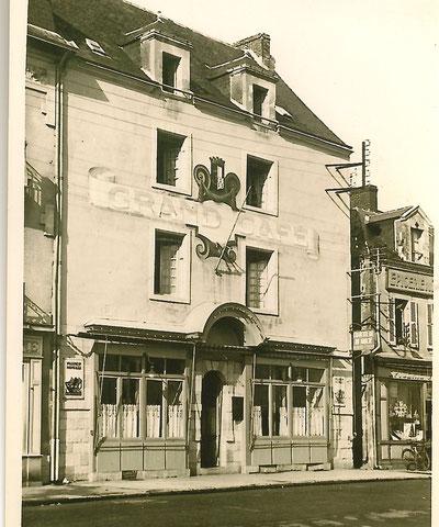 Le Grand Café quai du Pouliguen