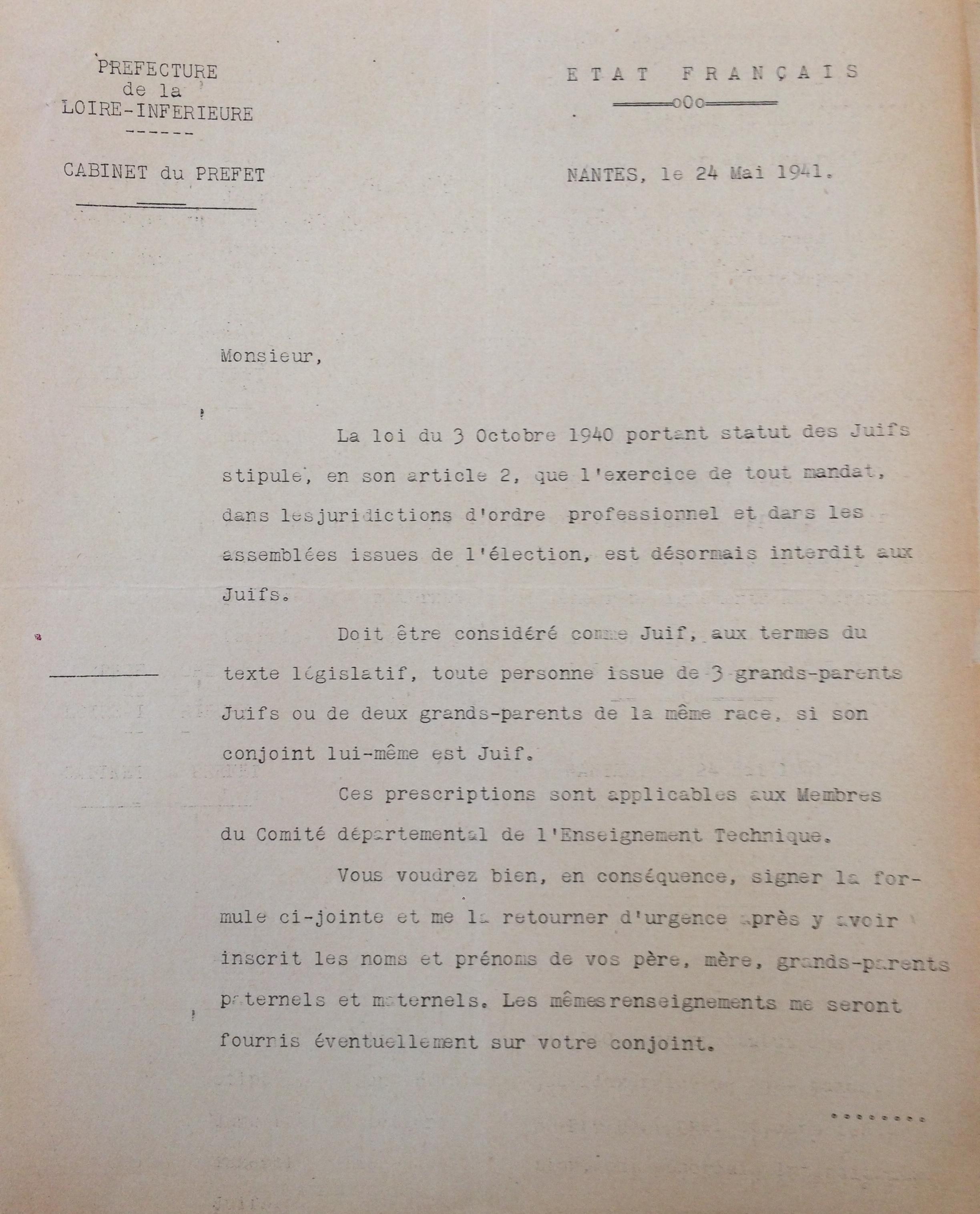 Comités Locaux Professionels [ADLA 1694W21]