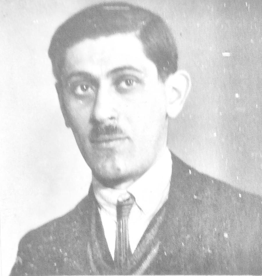 Maximilien SANDOR 1937 [ADLA 4M718]