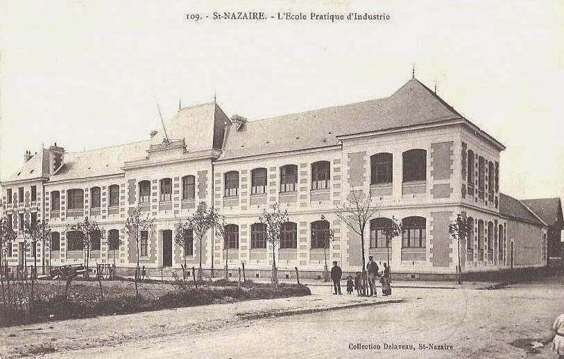 Ecole Pratique et d'Industrie Saint-Nazaire