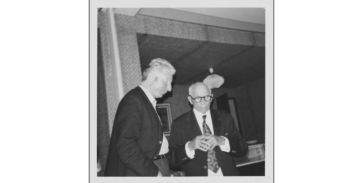 Nathan BEILIN (à droite)