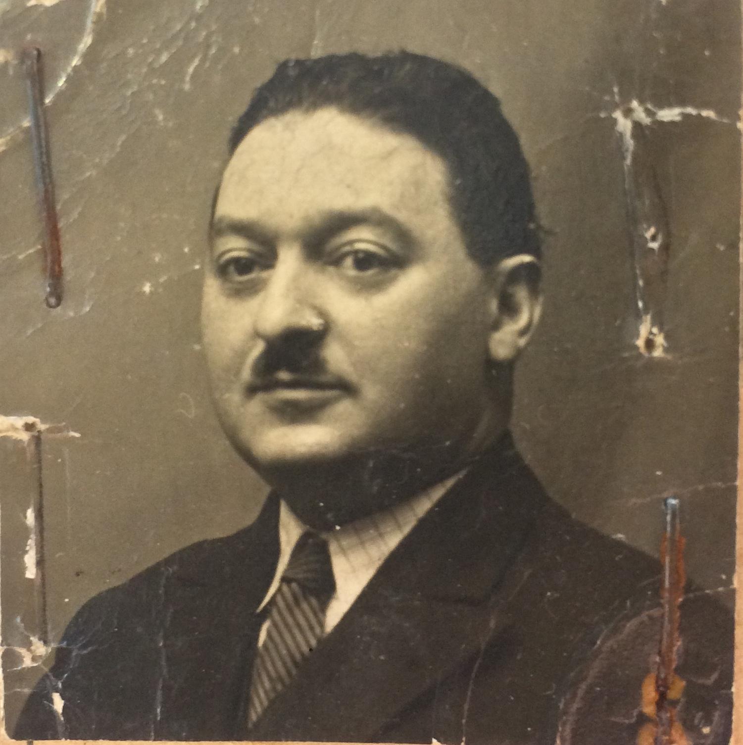 Marc MEISNER 1934 [ADLA 4M693]