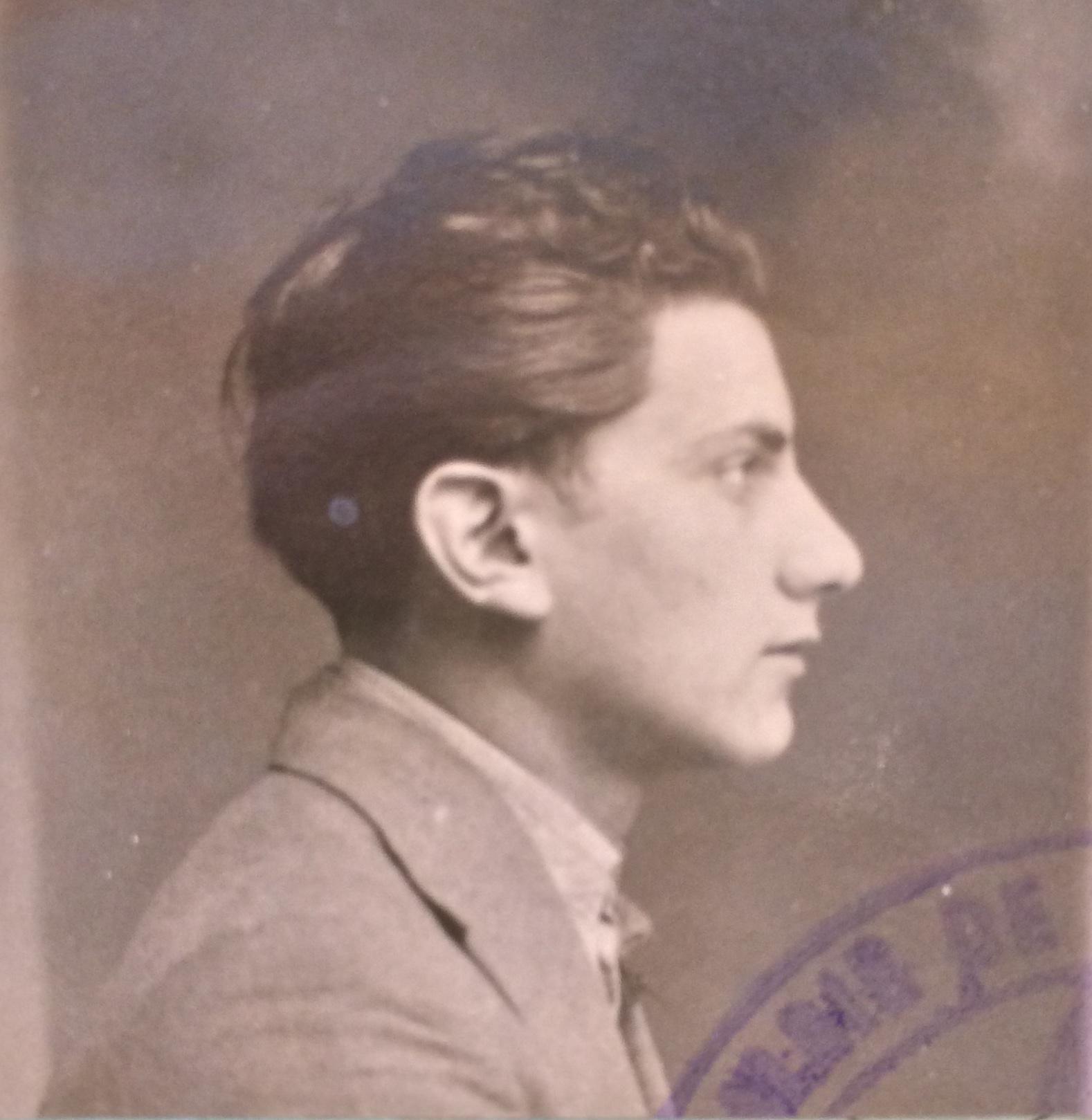 Maurice WEBERSPIEL 1940 [ADML 120W65]