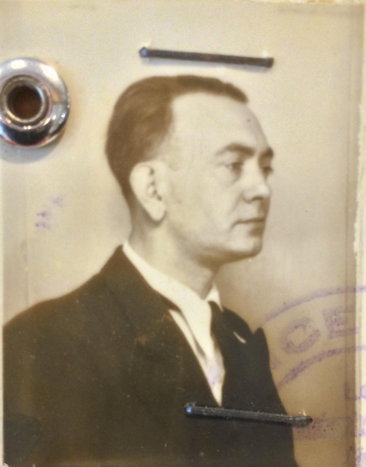 Mejlach HONIKSFELD 1938 [ADML 120W61]