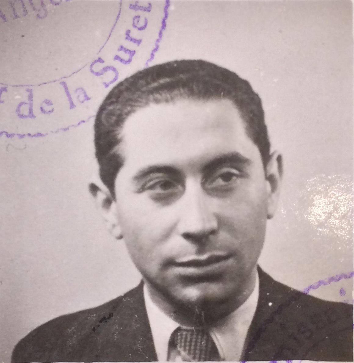 Isidore RUFF 1941 [ADML 120W63]