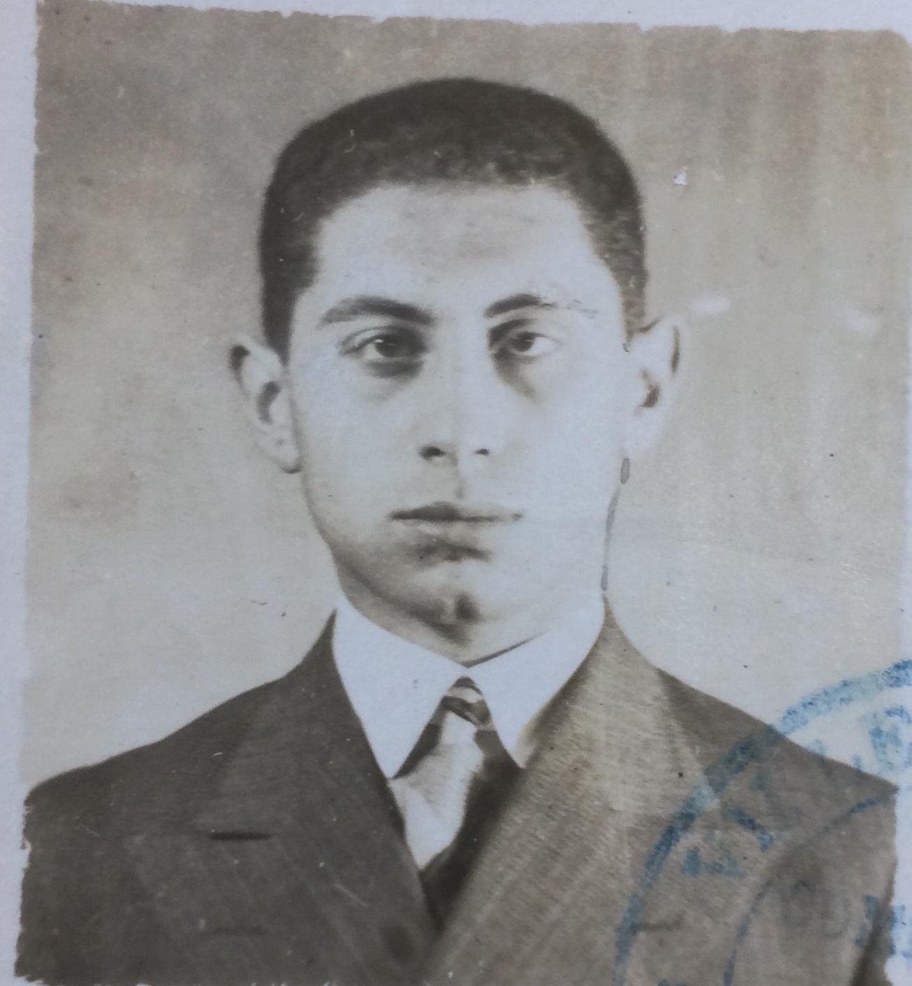 Isidore RUFF 1931 [ADML 120W63]