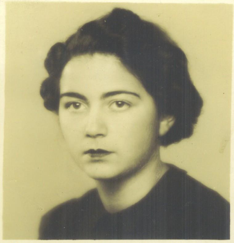 Eva LEDERER (1935)  © collection particulière