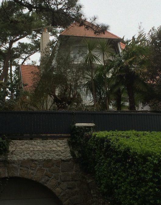 Villa Les Petites Buttes avenue d'Alsace La Baule