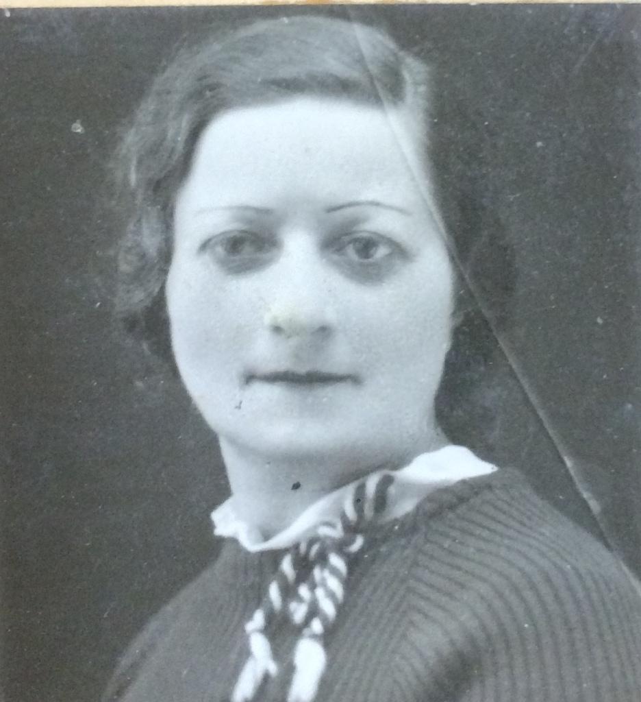 Maria STERN 1936 [ADLA 4M727]