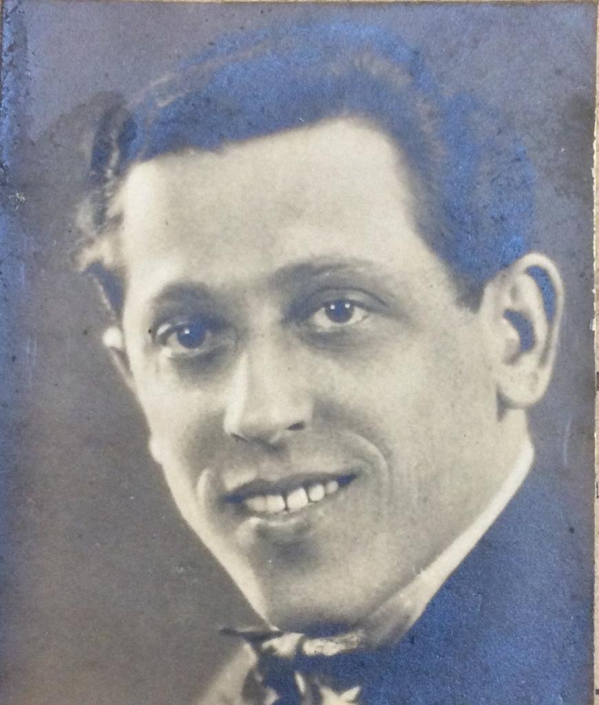 Moïse VAISMAN 1933 [ADLA 4M732]