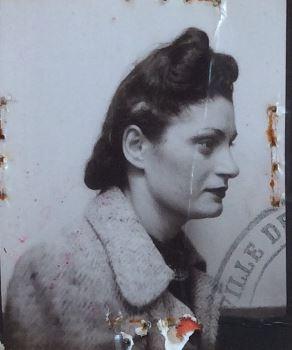 Marie ADLER 1939 [ADLA 4M937]