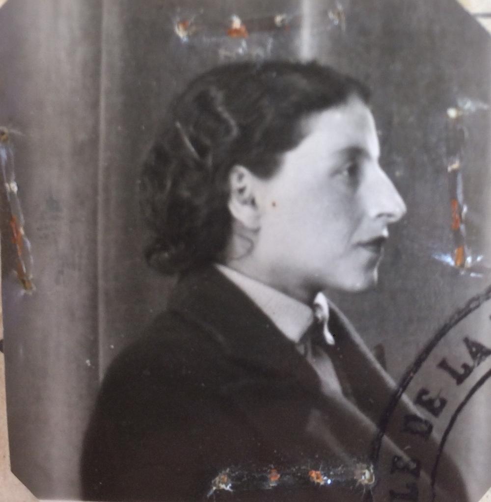 Henda CHAJMOVICZ 1939 [ADLA 4M938]