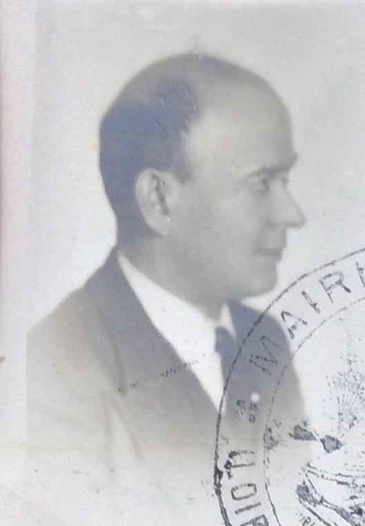 Isaac SPRINGER 1939 [ADLA 4M922]