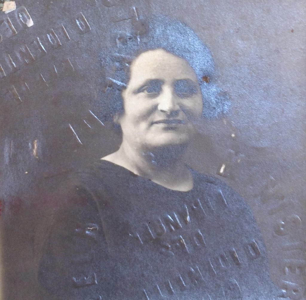 Sophie KRAMMER 1933 [ADLA 4M946]