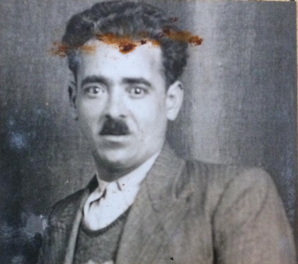 Isaac FLORIS 1937 [ADLA 4M928]