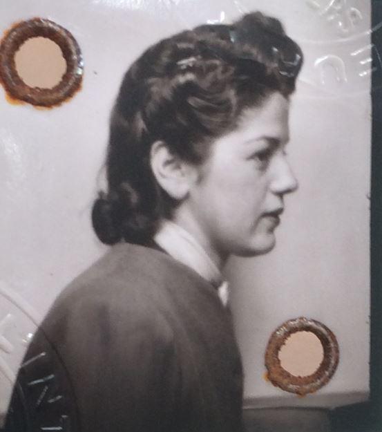 Sara Jacqueline 1939 [ADLA 4M938]