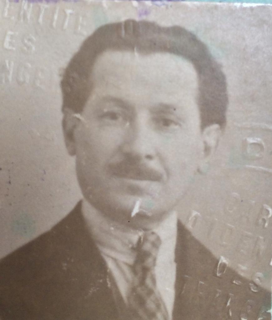 Moïse NATANSON 1933 [4M949]