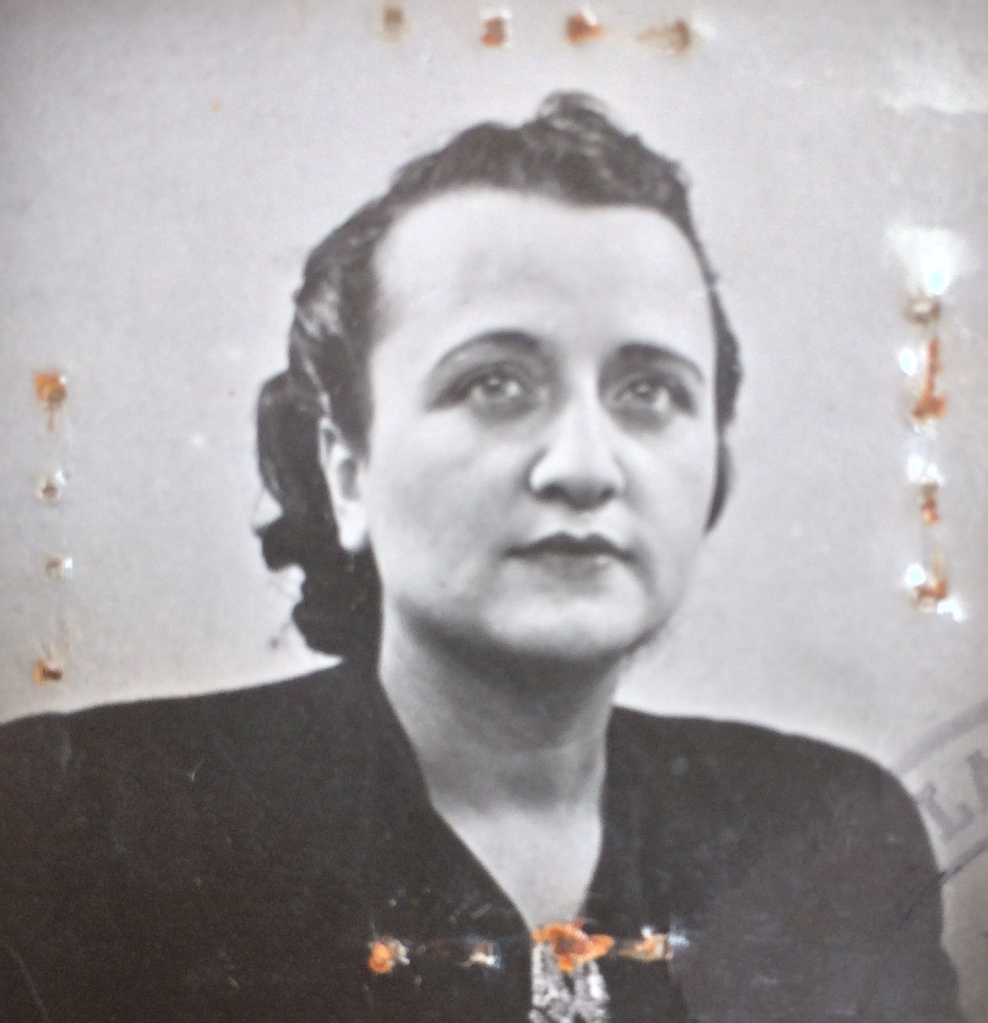 Elise MECHOULAM 1939 [ADLA 4M938]
