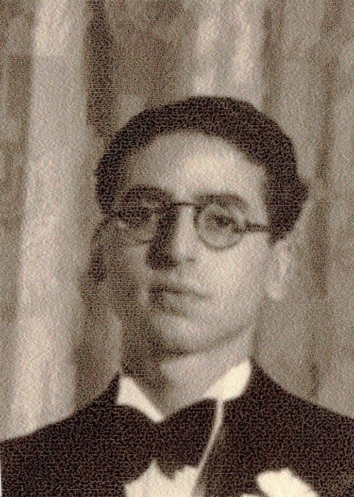 Léon BROUDO [Yad Vashem, en ligne]