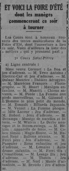 Echo de la Loire 25 août 1935 p.3 [ADLA, en ligne]