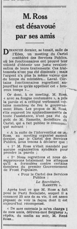Courrier de Saint-Nazaire et Région du 30 octobre 1937 [ADLA, presse en ligne]
