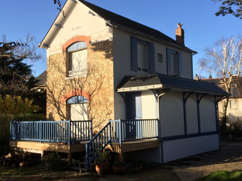 Villa Bon Papa, avenue Boisrenard, Pornichet