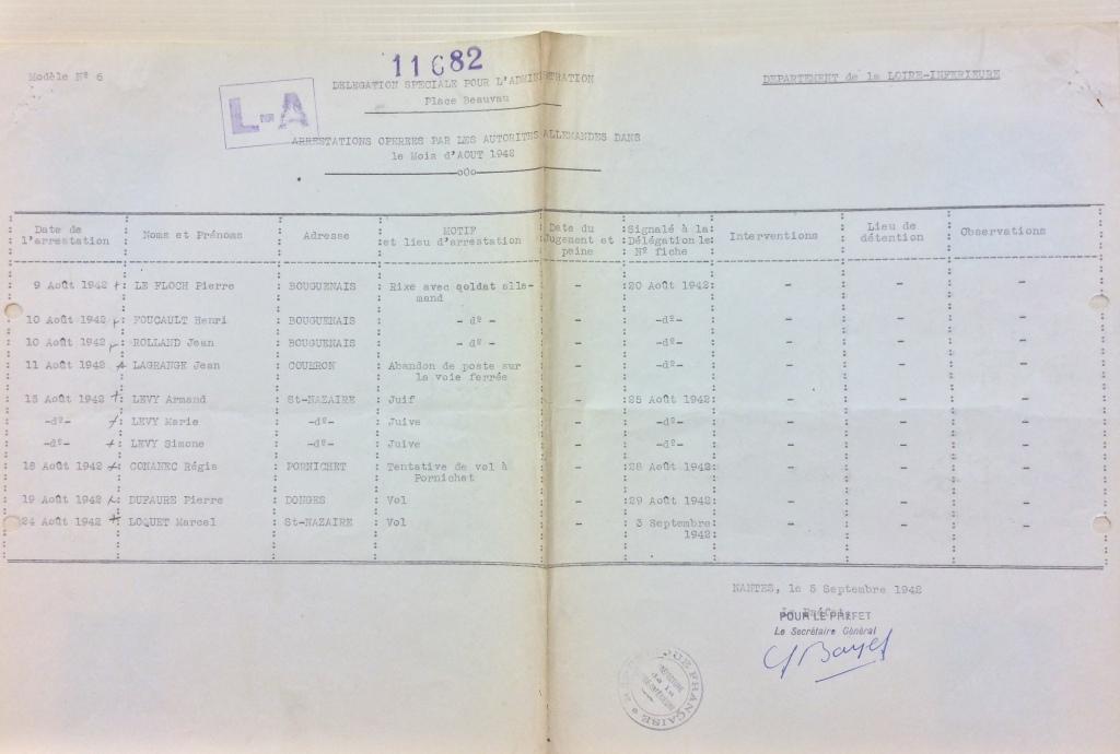 Fichier De Brinon [DAVCC Caen, 22 P 3084]
