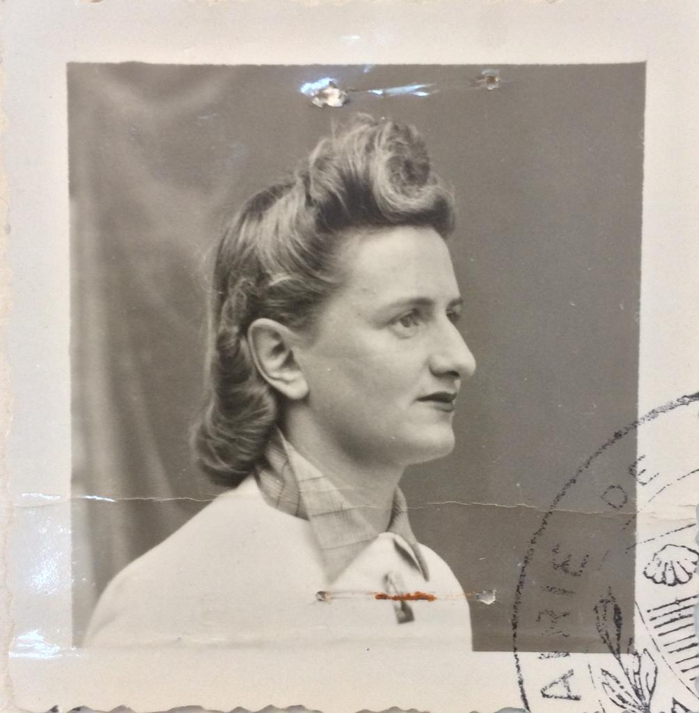 Marcelle MATALON 1939 [ADLA 4M940]