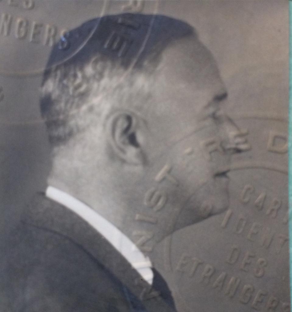 Max MORDUCOVITCH 1940 [ALDA 4M946]