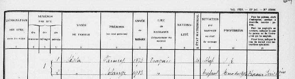 Recensement Levallois-Perret 1936 [AD Hauts-de-Seine 1D_NUM_LEV_1936_11936]