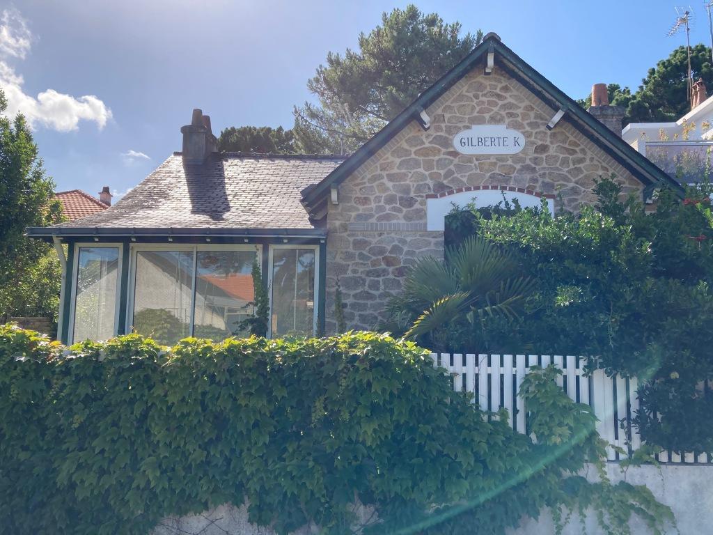 Villa Ker Gilberte, Avenue Ninon, La Baule