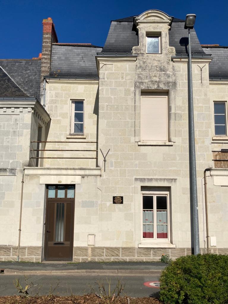 Domicile de Ruth et Anja SCHAUL 8, route d'Angers Les Rosiers-sur-Loire