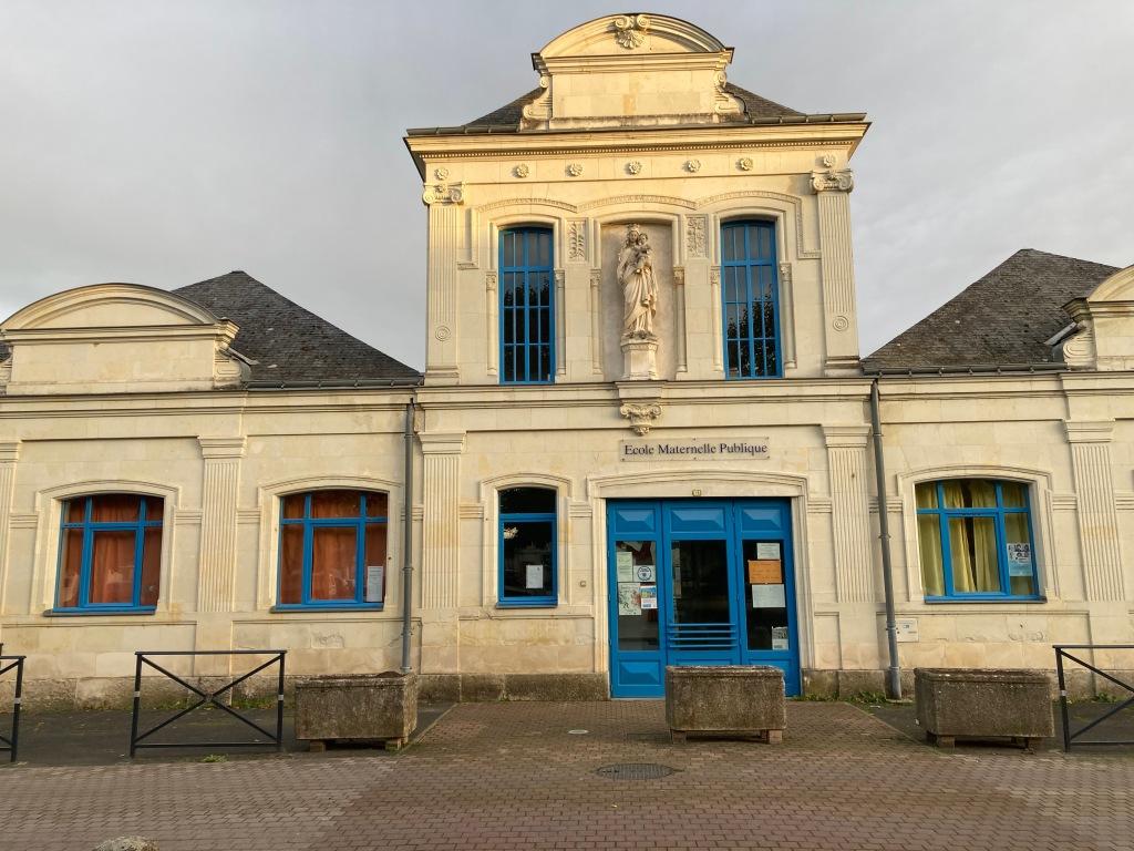 Ecole publique Les Rosiers -sur-Loire