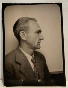 Heinrich RAU 1938 [AN, Dossier de la Police de Sûreté,19940472/50]