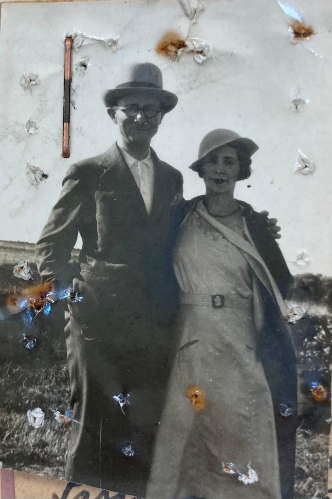 Lucien et Andrée LEVY (sans date) [DAVCC 21 P 477882]