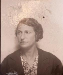 Henriette LEVY 1936 [ADLA 4M397]