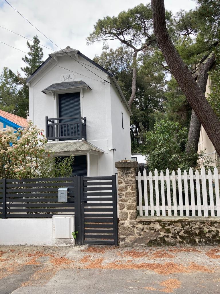 Villa l'Etape avenue de l'Hallali La Baule © collection particulière