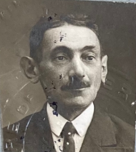 Bernard BACH 1934 [ADLA 4M934]